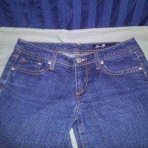 Seven7 Premium Brand Jeans. Size 28 or 6. Flare.